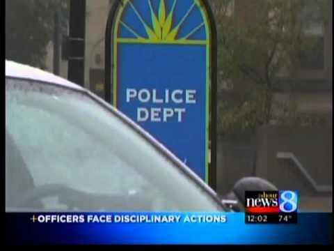 Hampton: 2 BC cops face discipline