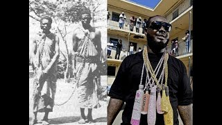 The Connection Between Slavery & Today's Rap Music Exposed (MUST SEE)