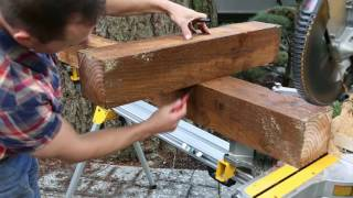 How to Build a Heavy Duty Mailbox Post