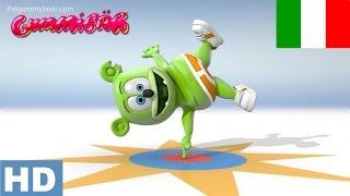 The Gummy Bear Song HD - Italian Version - Io Sono Gummybear - Gummibär