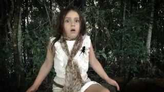 Roar Katy Perry parody video clip remake  cover by Silan 5 year old Video