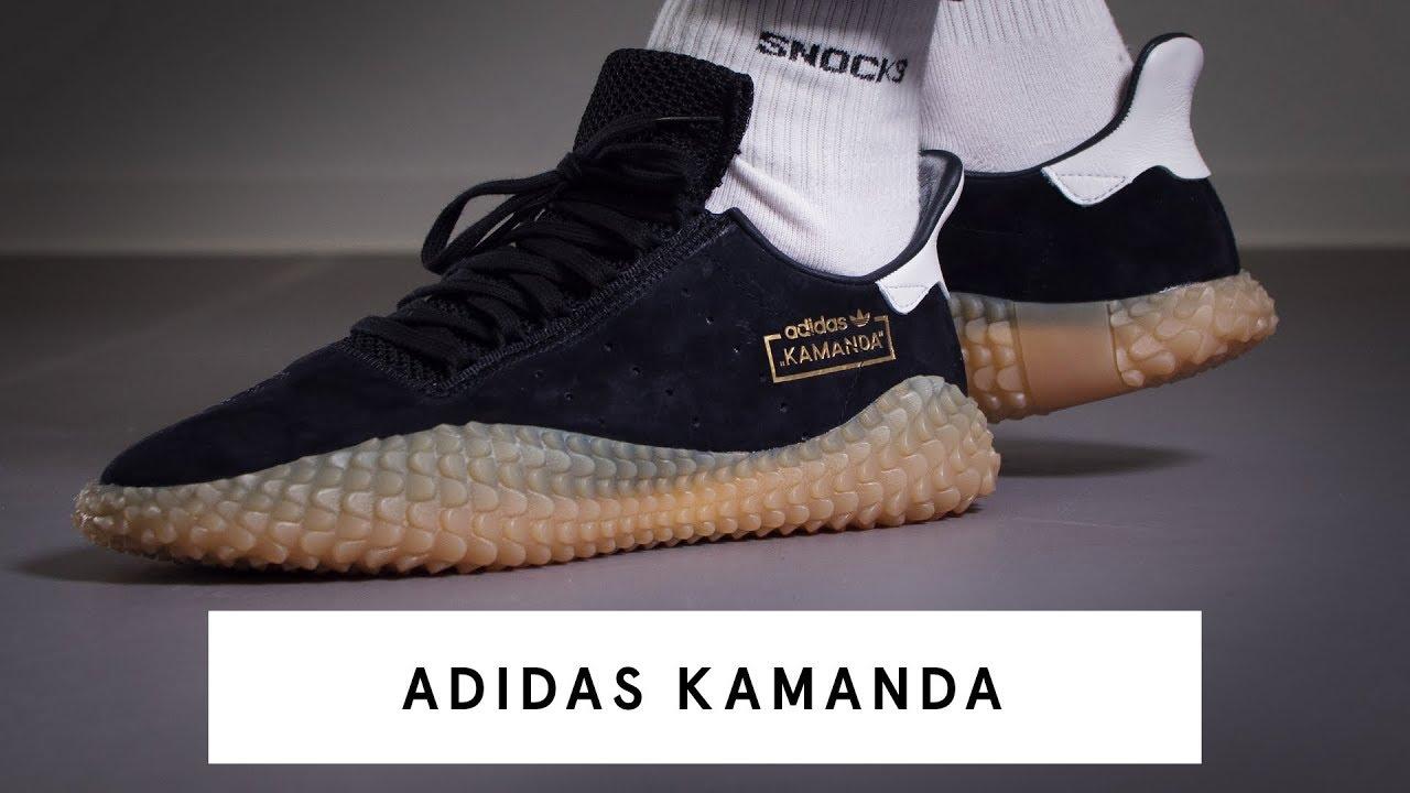 Adidas Kamanda   Review - YouTube