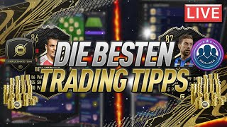 FIFA 21 TRADING TIPPS😍 + GECKO SEINE PACKS :)  HOW TO MAKE COINS💰 FIFA 21 LIVE