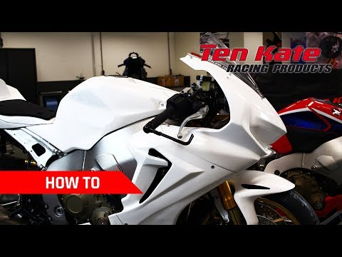 How To: Racing Bodywork | Ten Kate Racing Products