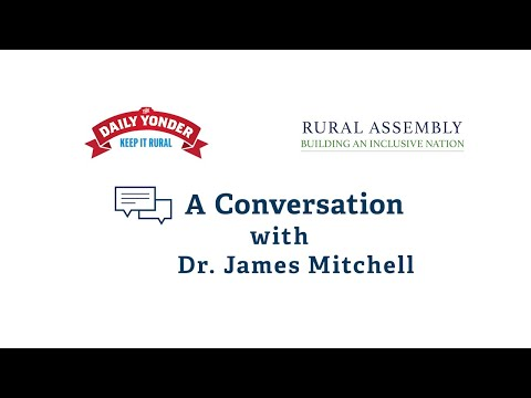 Conversation with Dr. James Mitchell