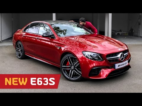 Mr.AMG on the NEW AMG E63S 4Matic Plus! - RBR First Drive