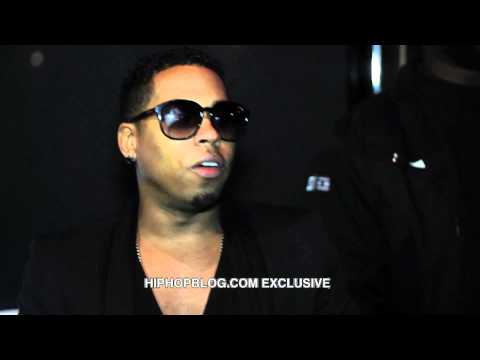 "Bobby V ""Fly On The Wall"" Album Listening Session + Interview"