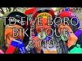 TD FIVE BORO BIKE TOUR 2019