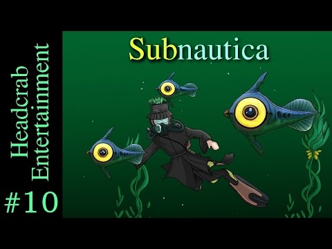 Subnautica Part 10: The Sunbeam, Mountain Island And Quarantine Enforcement Platform 🎮