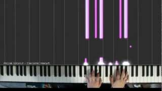 「Accel World」OST - Ceramic Heart (piano solo) Thumbnail