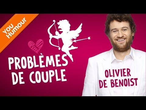OLIVIER DE BENOIST - Les problèmes de couple