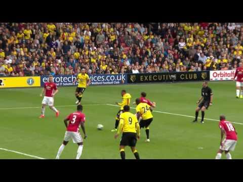 Watford stuns Man United at home