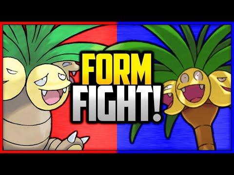 Download Youtube: Exeggutor: Kanto vs Alola | Pokémon Form Fight
