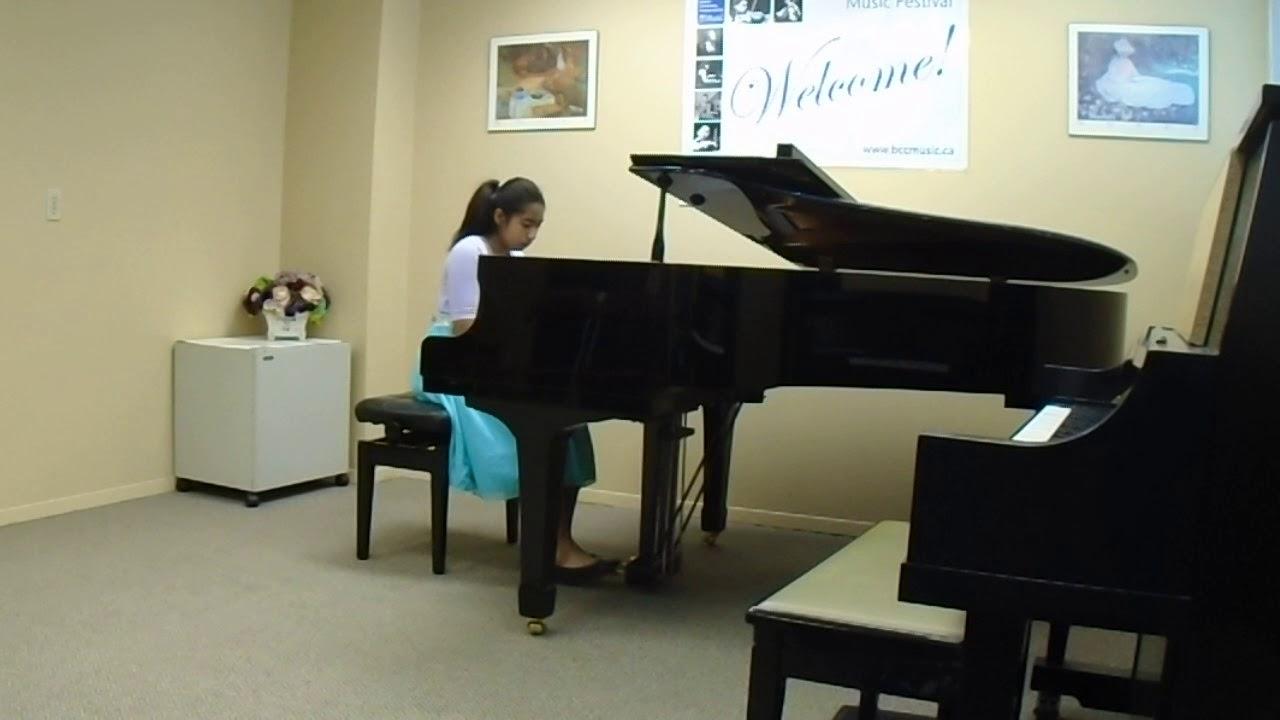 BCCM Music Festival (Piano Contest) 2018 - Yumiko Sankranti
