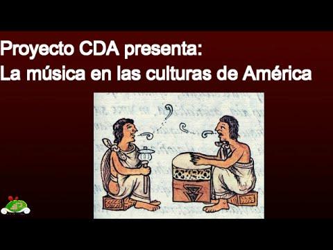 La música en la América prehispánica