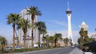 Las Vegas - Strip and Downtown(By road & Air), NV, US - Part 1