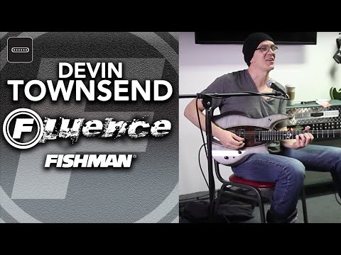 Devin Townsend Clinic (Full) Axe Palace