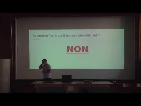 Image from Pourquoi, mais pourquoi, async et await ont été inclu dans Python 3.5 ?