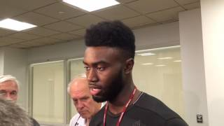 Jaylen Brown, Boston Celtics rookie, interested to see how Markelle Fultz defends