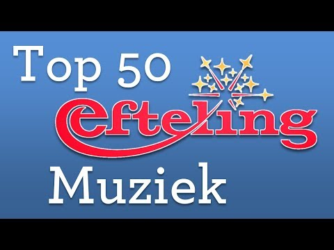 Mijn Top 50 Efteling Muziek