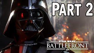 Star Wars Battlefront Walkthrough Part 2 (Star Wars Battlefront 3) FULL GAME