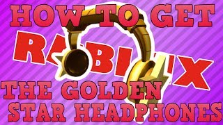 How to Get the Golden Star Headphones | Roblox Twitch Challenge Hide and Seek Extreme
