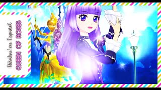 Download Aikatsu! Queen Of Roses ~Short Ver – Hikami Sumire【Sub Español】