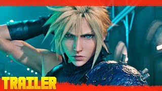 Final Fantasy VII Remake (2020) Juego Tráiler Oficial Español
