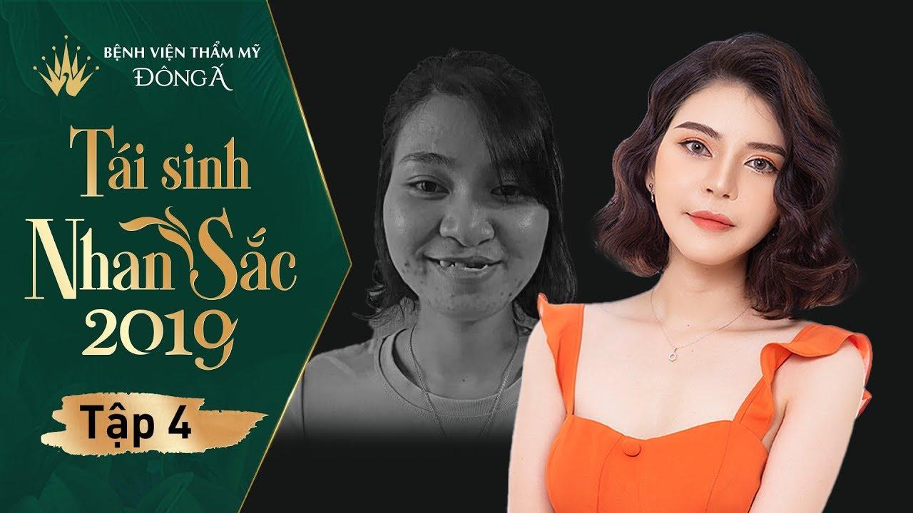 Tái Sinh Nhan Sắc 2019   Tập 4: Cô gái sứt môi hở hàm ếch – Nguyễn Thị Tình