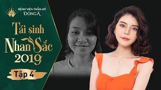 Tái Sinh Nhan Sắc 2019   Tập 4: Cô gái sứt môi hở hàm ếch - Nguyễn Thị Tình