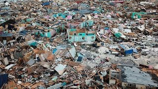 Dorian Leaves Parts Of The Bahamas Uninhabitable