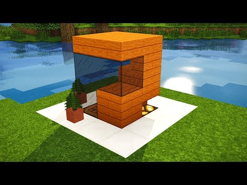 The Smallest Survival House Is 2x2 In Which There Is Everything Youtube