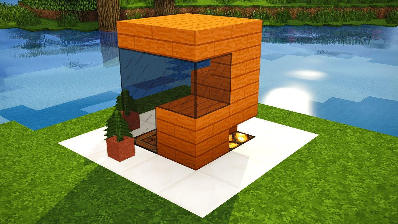 The Smallest Survival House Is 2x2 In Which There Is Everything
