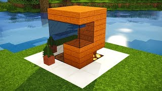 The smallest SURVIVAL HOUSE is 2x2 in which there is EVERYTHING!