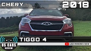 2018 CHERY TIGGO 4 Review