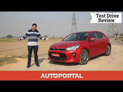 Kia Rio Hindi Test drive review — Autoportal