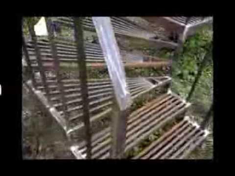 Как сделать лестницу спуск в подвал дачного дома с улицы