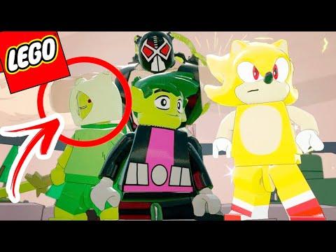 DÁ PRA VIRAR FERN EM LEGO HORA DE AVENTURA ?