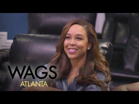 "Meet ""WAGS Atlanta"" Stars Kierra & Harry Douglas   E!"