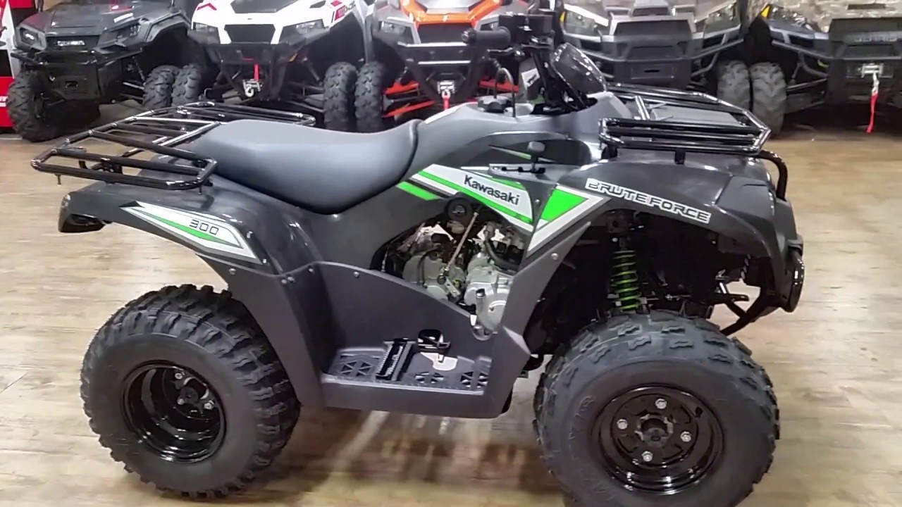 2017 Kawasaki Brute Force 300 – Motorcycle Image Ideas