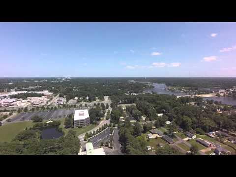 Aerial video with Drone, Norfolk/Va Beach, VA