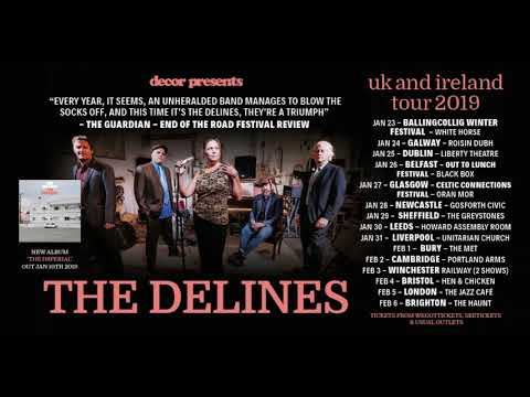 The Delines   Let's Be Us Again Mp3