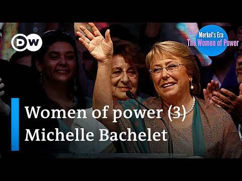From dictatorship victim to president - Interview with Michelle Bachelet | Women of power 3
