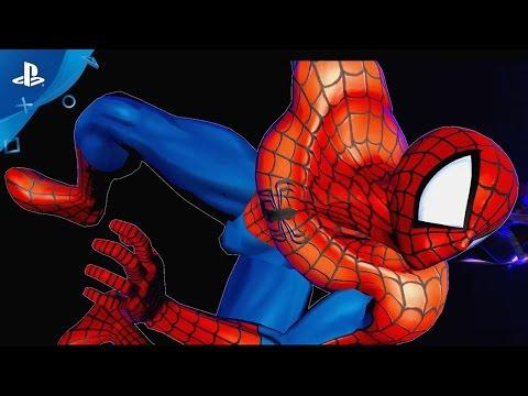 Ultimate Marvel vs. Capcom 3 - PSX 2016: Announce Trailer   PS4