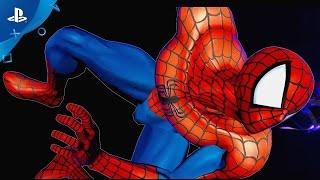Ultimate Marvel vs. Capcom 3 - PSX 2016: Announce Trailer | PS4