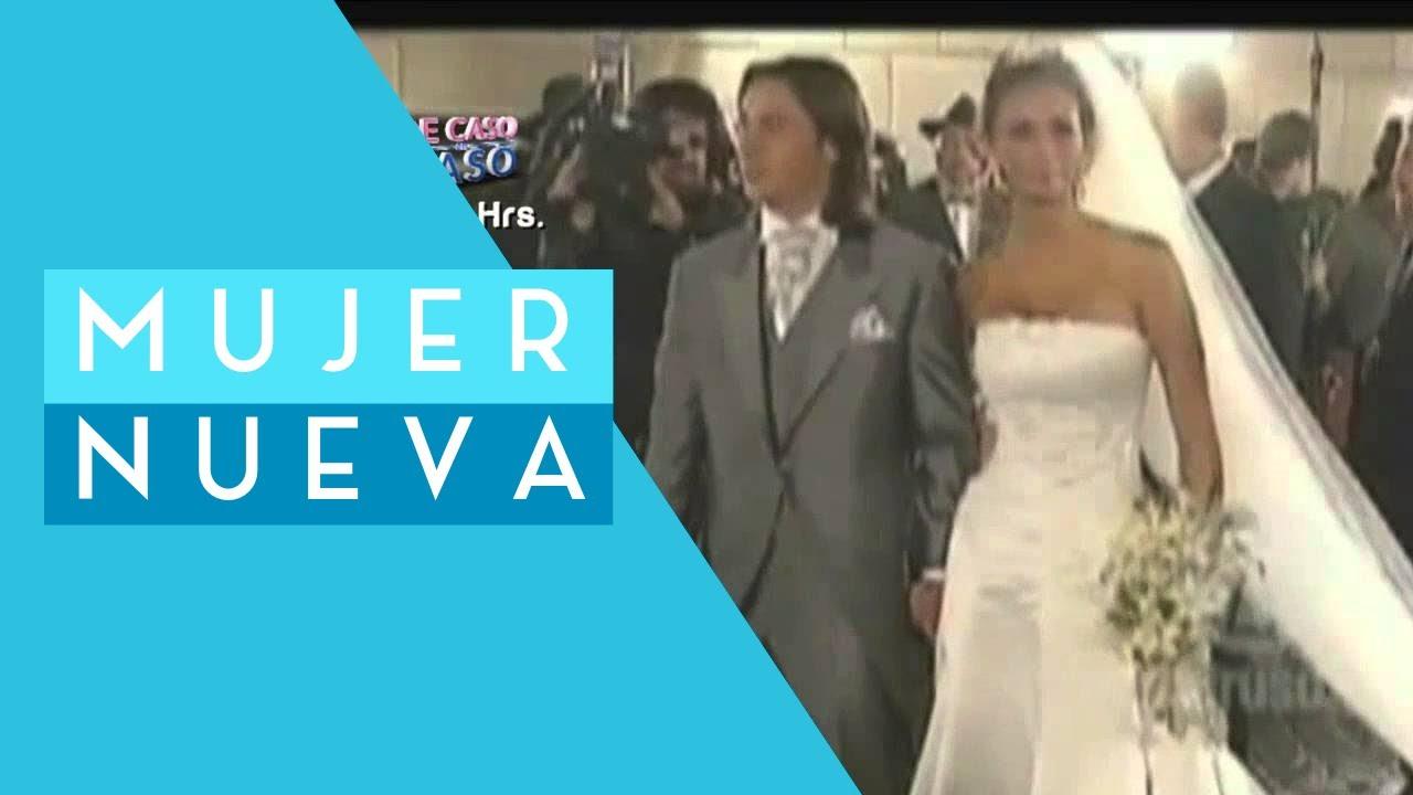Los vestidos de novias más impactantes de las famosas - YouTube