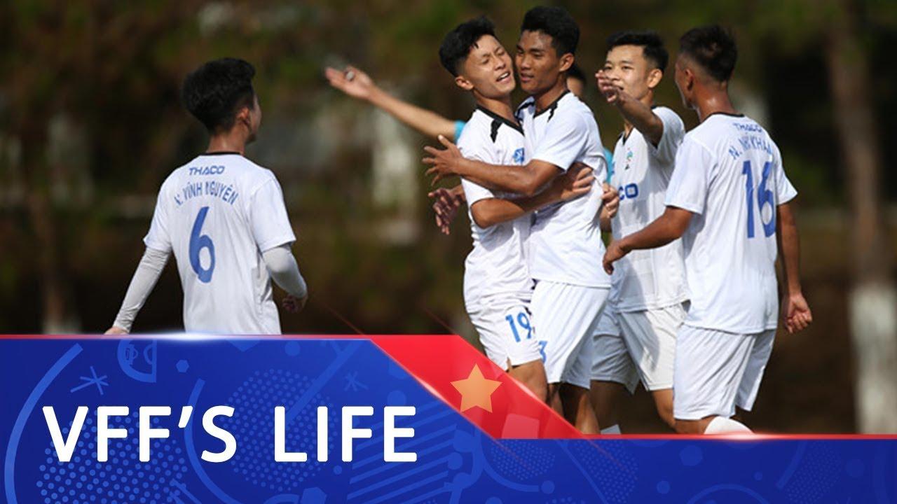 Khởi tranh Vòng loại giải bóng đá Vô địch U19 Quốc gia 2020 | VFF Channel