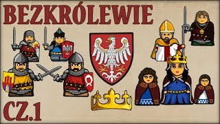 Bezkrólewie cz.1  (Historia Polski #77) (Lata 1382-1383) - Historia na Szybko