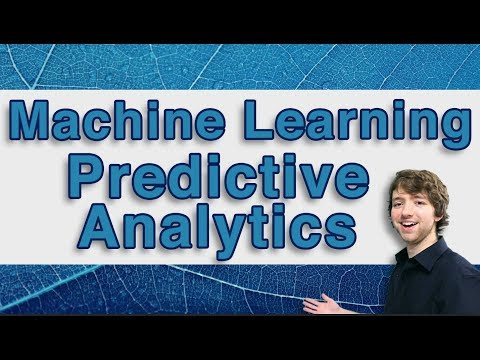Machine Learning and Predictive Analytics - Intro to Predictive Data Analytics - #MachineLearning