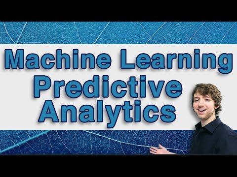 Machine Learning Tutorial 2 – Intro to Predictive Data Analytics